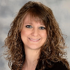 Portrait of North Canton KinderCare Center Director, Amber Bowling