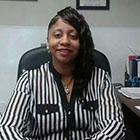 Portrait of Grove City KinderCare Center Director, Tameka Donaldson