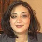 Portrait of Overlake KinderCare Center Director, Marzieh Mesferoosh